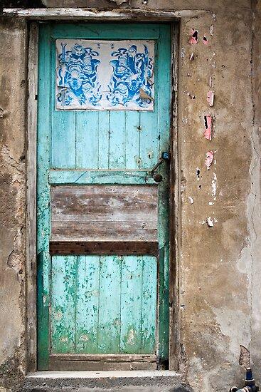 Entry into China by Chloe Beacon