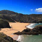 Boyeeghter  Strand. Rosguill  Peninsula. Co. Donegal by EUNAN SWEENEY