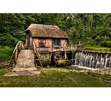 Gomez Mill Photographic Print
