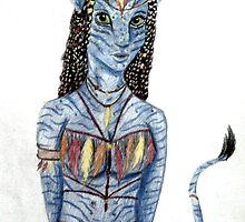 Avatar - Na'vi by SoCold