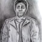Supernatural - Castiel by SoCold