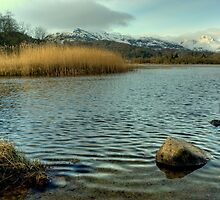 Elterwater in Winter by VoluntaryRanger