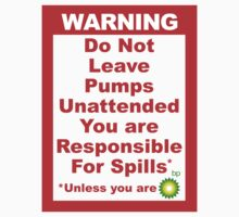 Warning by Tim Mannle