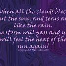 The sun will shine again by sarnia2