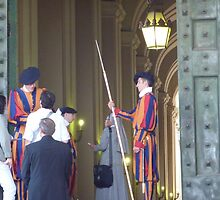 THE SWISS GUARD by sueottaway