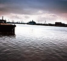 South Shields River Tyne by Stephen Martin