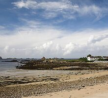 Hell Bay, Bryher, Isles of Scilly by Anthony Collins
