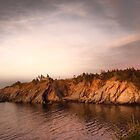 Smuggler's Cove Sunset by Keith Doucet