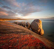 Flinders Island by Mike Calder