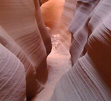 Antelope Slot Canyon, AZ by David Galson