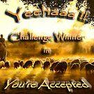 Yeehaa Challenge Banner by sirthomas1960