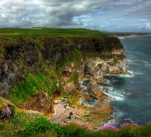 Looking towards Whiterocks (v1) by Peter Ellison