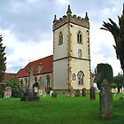 Headley  Parish  church, Hampshire uk by relayer51