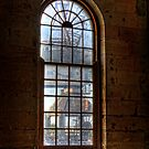 Cockatoo Island Window by Ian English