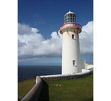Arranmore lighthouse Photographic Print