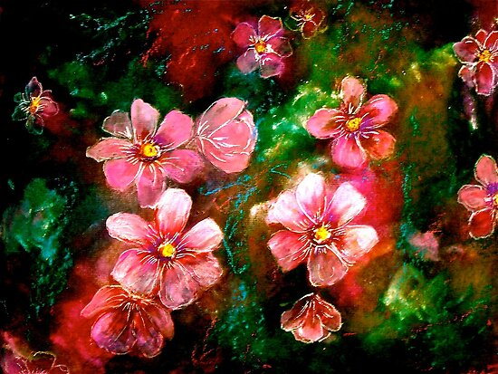 Flowers...Pure Joy by © Janis Zroback