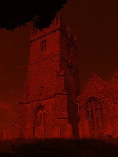 All Saints Church,Godshill. by sweeny