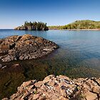 Rocky North Shore #5 by JimGuy