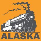 TRAIN-ALASKA by OTIS PORRITT