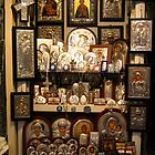 Icon Shop in Corfu by Patricia127
