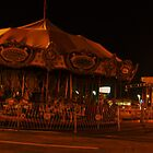 Carousel After Closing  by WalterHolland