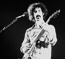 Frank Zappa Jams by Imagery