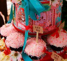 The Cupcake Said 'Eat Me' by Aimee Stewart