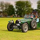 Bugatti Replica by David J Knight