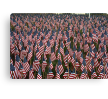 For The Fallen Canvas Print