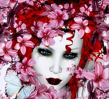 Madam Butterfly by Shanina