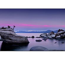 Lake Tahoe by Kirk  Hille