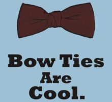 Bow Ties Adjusted by Ellen Jones