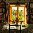 Room with a view. by Peter Ellison