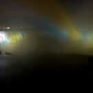 Horseshoe Falls By Night by James  Birkbeck
