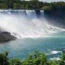 Niagra Falls Part 1 by Michael Humphrys
