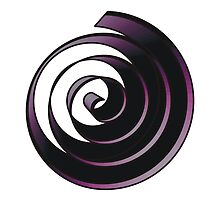 purple spiral by bayu harsa