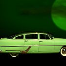 1954 Hudson &quot;The Green Hornet&quot;  by TeeMack