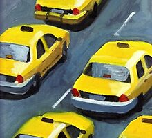 Taxi driver by citywind