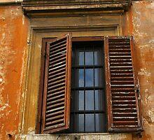 Italian Window by Tom  Reynen