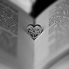 Love Is Like A Book, It Is A Story With Many Pages by Emily  Redfern