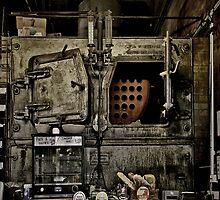 Boiler Room by Anita Ciancio