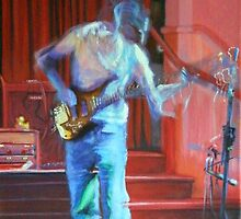 RockMelon - Dingo by bryanhibleart