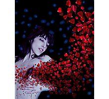my heart has been stolen Photographic Print