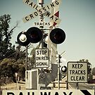 Chiltern Railway Crossing by makatoosh