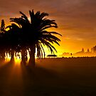 Sunrise at Port MacQuarie  by makatoosh