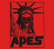 Apes by Peter Simpson