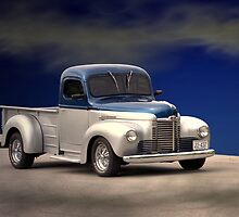 1948 International Pickup Truck by TeeMack