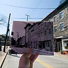 Looking Into the Past: Main Street, Ellicott City, MD by Jason Powell