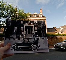Looking Into the Past: Carvel Hall, Annapolis, MD by Jason Powell