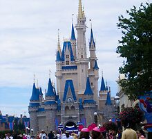 Walt Disney world by Krystal Boelte